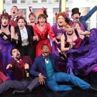 Photo Flash: Vanessa Hudgens & Cast of Broadway's GIGI Perform on GMA