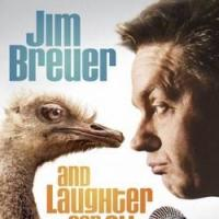 JIM BREUER: AND LAUGHTER FOR ALL Available on DVD, 11/26