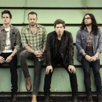 KINGS OF LEON Announce 2014 Summer Amphitheater Tour