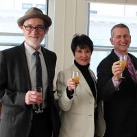 Photo Coverage: Swiss Ambassador Toasts THE VISIT at Special Breakfast with Chita Rivera & Roger Rees!