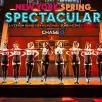 NEW YORK SPRING SPECTACULAR, Starring Laura Benanti and Derek Hough, Opens Tonight at Radio City