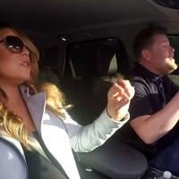 VIDEO: Mariah Carey & James Corden Sing Carpool Karaoke on LATE LATE SHOW