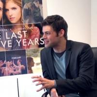 BWW TV Exclusive: Jeremy Jordan Talks Giving 'Jamie' Life on the Big Screen in THE LAST FIVE YEARS!