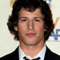 Andy Samberg to Deliver mtvU's 2013 CONVOCATION ADDRESS, 9/10