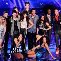 THE X FACTOR Reveal Top 12 Finalists!