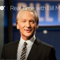 HBO to Debut 12th Season of REAL TIME WITH BILL MAHER, 9/12