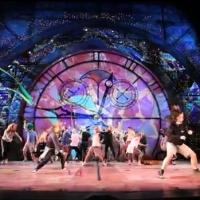 STAGE TUBE: WICKED Does the 'Harlem Shake' in the UK
