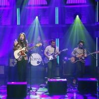 VIDEO: BORNS Perform 'Electric Love' on LATE NIGHT