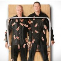 Colin Mochrie and Brad Sherwood Come to DuPoint Theatre Tonight