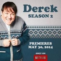 Netflix Launches Second Season of Ricky Gervais' Original Series DEREK Today