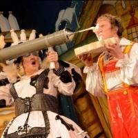 Photo Flash: JACK AND THE BEANSTALK Begins Today at Belgrade Theatre