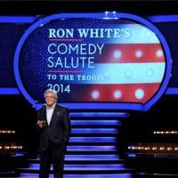 CMT Premieres RON WHITE'S COMEDY SALUTE TO THE TROOPS 2014 Tonight