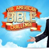 GSN Airs Special 2-Hour Premiere Event for Third Season of THE AMERICAN BIBLE CHALLENGE Tonight