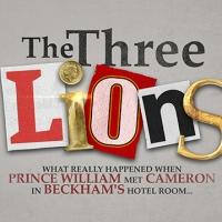 THE THREE LIONS Returns For UK Tour Prior To St James Theatre, Mar 2015