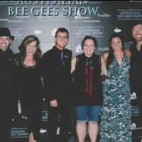 Photo Flash: AUSTRALIAN BEE GEES SHOW Welcomes Cast of THE D* WORD-A MUSICAL