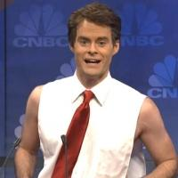 Bill Hader to Exit SATURDAY NIGHT LIVE