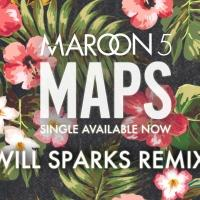 Will Sparks Remixes Maroon 5's 'Maps'; Now Available as Free Download