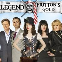Rupert Everett, Colin Firth and David Tennant Star in THE LEGEND OF FRITTON'S GOLD, Out on VOD, 8/27