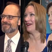 BWW TV: Chatting with the Cast of VANYA AND SONIA AND MASHA AND SPIKE on Opening Night!
