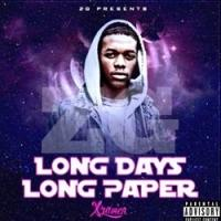 'Long Days Long Paper' Mixtape Released by Xzavier Pinder