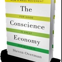Bibliomotion Releases THE CONSCIENCE ECONOMY by Steven Overman