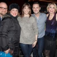 Photo Flash: Carl Andress, Max von Essen, Mary Testa and More Visit Julie Halston at Birdland