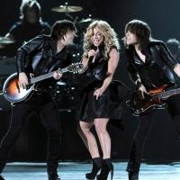 The Band Perry Opens 49TH ANNUAL ACADEMY OF COUNTRY MUSIC AWARDS Tonight