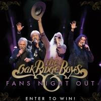 Enter to Win a Fans Night Out with THE OAK RIDGE BOYS