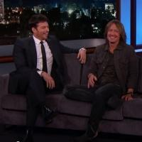 VIDEO: AMERICAN IDOL's Jennifer Lopez, Harry Connick Jr & Keith Urban Visit 'Kimmel'