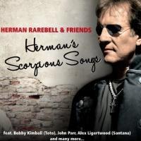 Legendary Scorpions Drummer Herman Rarebell Releases New CD