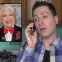BWW TV Exclusive: CHEWING THE SCENERY- Randy Talks Idina's Hair, Sondheim's Birthday & More with Carol Channing!