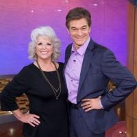 Photo: First Look - Paul Deen Talks Diabetes & More on Today's DR. OZ SHOW