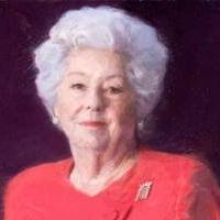 National Portrait Gallery Displays Newly Commissioned Portrait of Baroness Boothroyd
