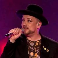 VIDEO: Boy George Kicks Off AMERICAN IDOL 80's Night with 'Karma Chameleon' Performance
