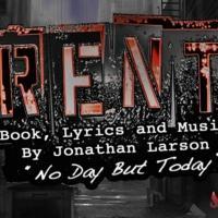 Slow Burn Theatre Company Presents RENT, Now thru 4/26