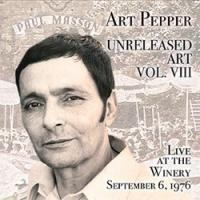 Laurie Pepper Releases the 8th UNHEARD ART PEPPER Album Today