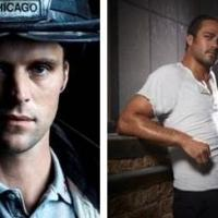 CHICAGO FIRE Stars Jesse Spencer and Taylor Kinney Serve as Grand Marshals for the GREAT CHICAGO FIRE FESTIVAL Today