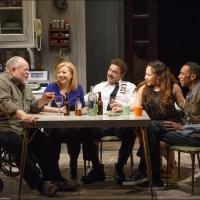 Photo Flash: Second Stage's BETWEEN RIVERSIDE AND CRAZY Opens Tonight