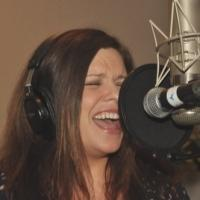 Photo Coverage: In the Recording Studio with Mary Bridget Davies for A NIGHT WITH JANIS JOPLIN Album!
