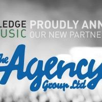 The Agency Group & PledgeMusic Partner to Give Fans Better Access to Talent