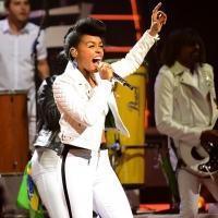 VIDEO: Janelle Monae Performs 'What Is Love' from RIO 2 on 'IDOL'