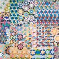 DC Moore Gallery to Display JOYCE KOZLOFF: MAPS + PATTERNS Exhibit, 3/26