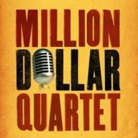MILLION DOLLAR QUARTET Coming to Harris Center, 4/2-4