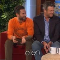 Sneak Peek - All Four 'VOICE' Judges Stop by ELLEN's Season Premiere