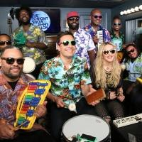 VIDEO: Madonna, Jimmy & The Roots Sing 'Holiday' with Classroom Instruments on TONIGHT!