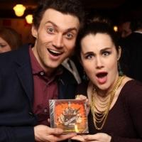 Photo Coverage: A GENTLEMAN'S GUIDE TO LOVE AND MURDER Cast Celebrates Album Release!