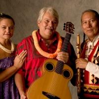 Malama Ko Aloha Performs With Keola Beamer, R. Carlos Nakai at Harris Center Tonight