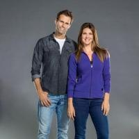 Cameron Mathison Stars in Hallmark Channel Movie ALONG CAME A NANNY Tonight