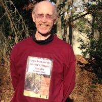 Author Jim Loy Promotes New Book By Becoming a 'Walking Sandwich Board'