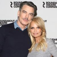 Photo Coverage: ON THE TWENTIETH CENTURY Meets the Press - Kristin Chenoweth, Peter Gallagher and More!